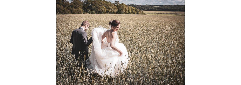 Brylluppet - Sådan undgår du at blive grebet af panik