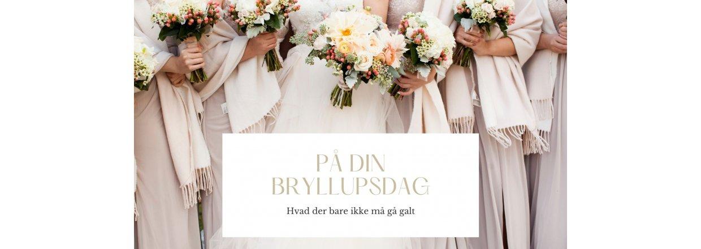 På din bryllupsdag