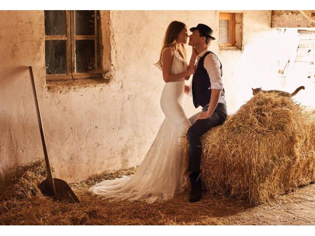 Brudekjoletrends 2021