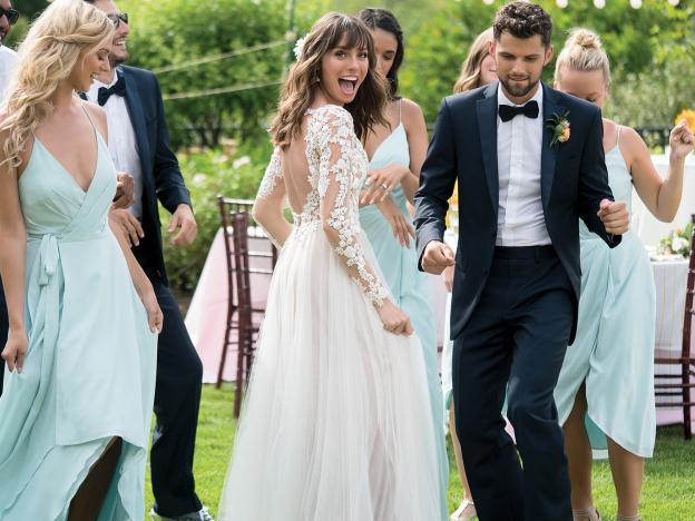 Udsalg på brudekjoler