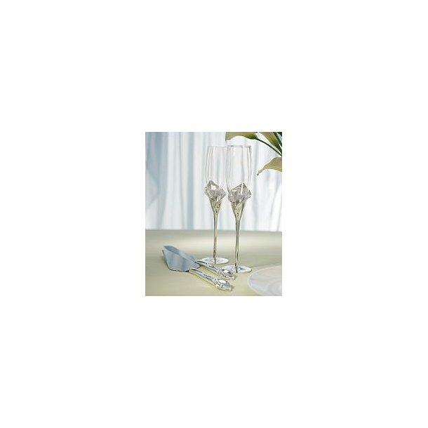 Champagneglas 'Calla'