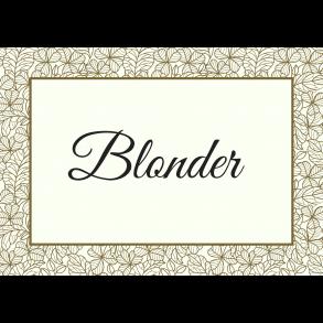 Blondebrudekjoler